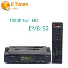 Original Freesat V7 Receptor de Satélite del HD Completo 1080 P Apoyo USB WiFi DVB-S2 HD Soporte Ccam powervu youpron set top caja