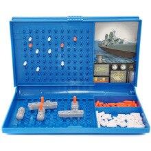 Детская игрушка корабль игра мозговой штурм план морской боевой сборки родитель-ребенок интерактивный Настольный Тур Вечерние игры подарок
