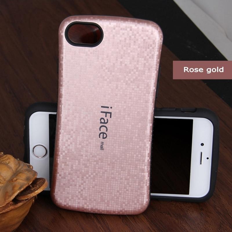 Kasus Untuk IPhone XS Max 7 8 Plus Penutup Shockproof Iface Mall - Aksesori dan suku cadang ponsel - Foto 4