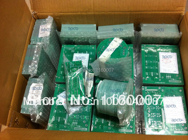 PCB Prototype 4 layers PCB Board Supplier Sample Production ,Small Quantity Fast Run Service