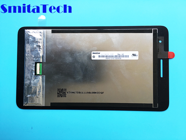 7inch lcd For Huawei Honor Play Mediapad T1-701 T1-701W display lcd with touch screen digitizer assembly lcd complete for huawei honor play mediapad t1 701 t1 701w t1 701w lcd display screen touch digitizer replacement panel assembly