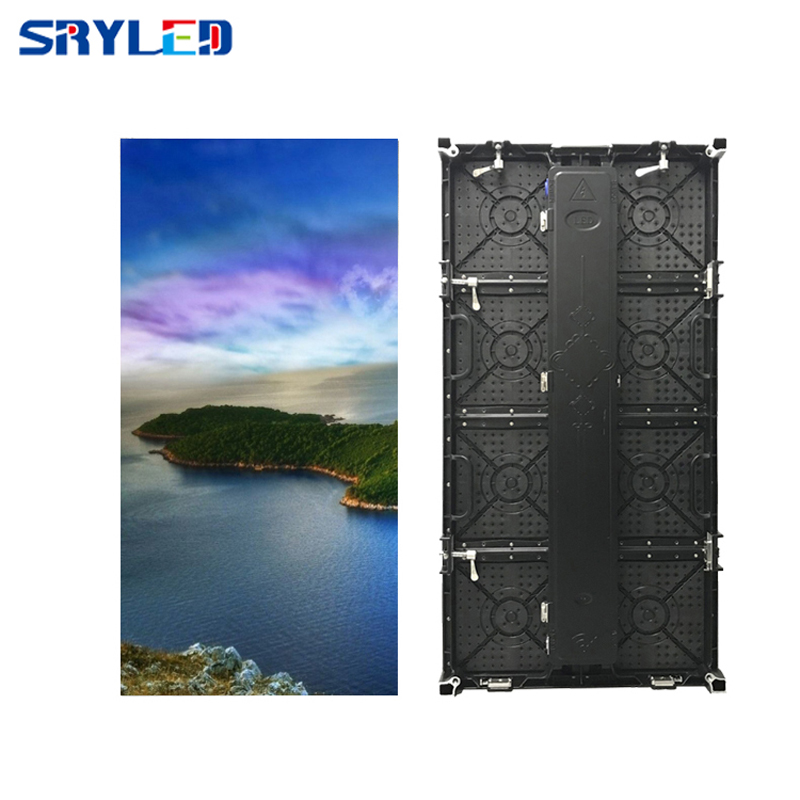 Led Display P4.81 500x1000mm  Indoor For Rental Stage Concert