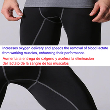 fitness  tights pants for Mens anti fatiga