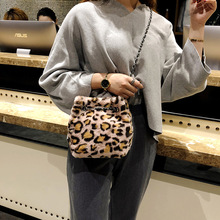 Women Plush Lether Shoulder Bag Fashion