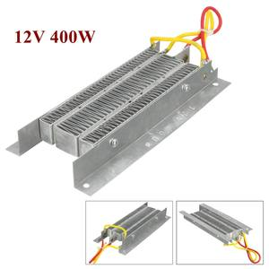 Heating-Element-Kit Heater PTC Electric 12v 400w Thermostatic-Insulation Ceramic Quickly-Safety-Silvery