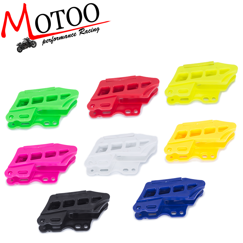 Motoo - FREE SHIPPING Motorcycle Chain Guide chain Guard For YZ85 YZ125 YZ250 YZ250F YZ450F Dirt Bike new 420 428 520 chain guide guard kayo t2 t4 t6 x6 motorcycle dirt pit bike motocross spare parts aluminum alloy free shipping
