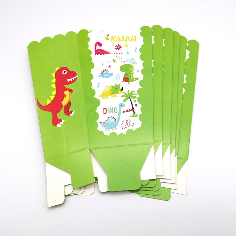 6PCS Kids Favors Dinosaur Theme Popcorn Cups Baby Shower Party Decorate Paperboard Gifts Boxes Birthday Party Events Supplies6PCS Kids Favors Dinosaur Theme Popcorn Cups Baby Shower Party Decorate Paperboard Gifts Boxes Birthday Party Events Supplies
