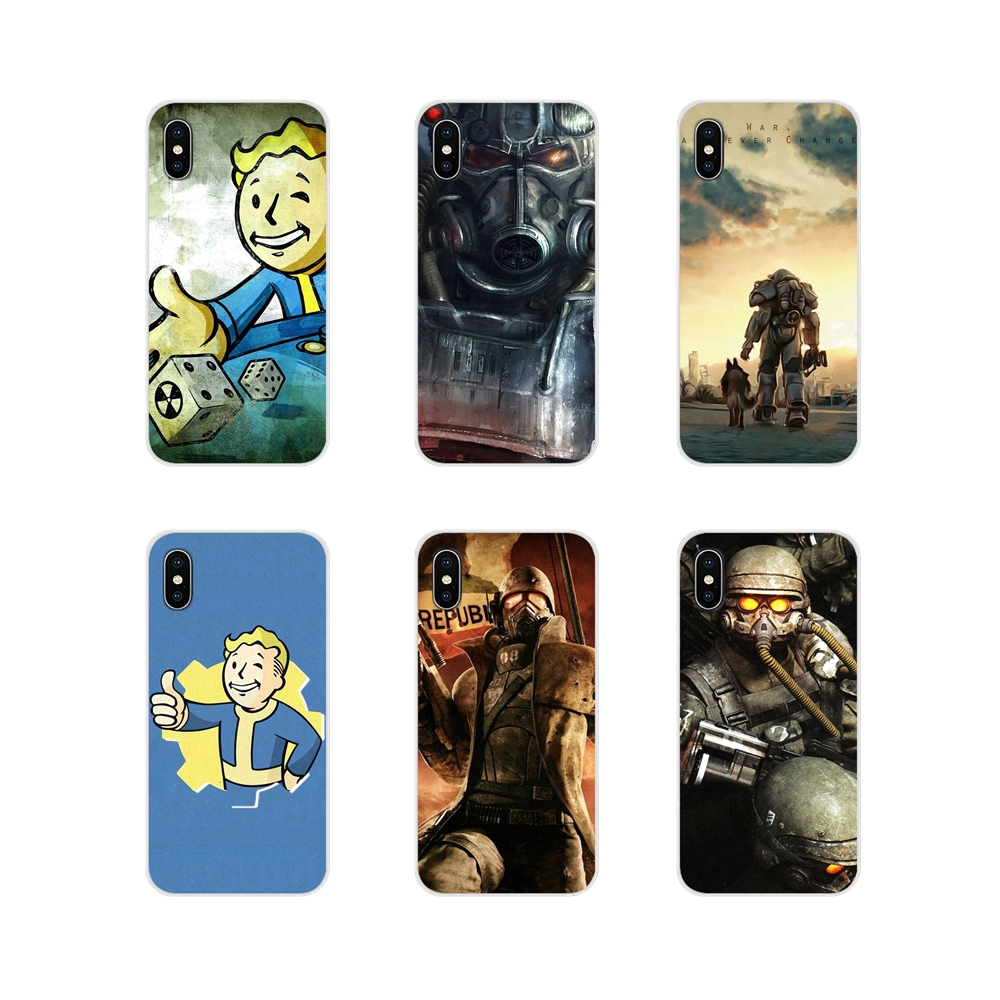For Samsung Galaxy A3 A5 A7 J1 J2 J3 J5 J7 2015 2016 2017 Fallout 4 Video Games Accessories Phone Shell Covers image