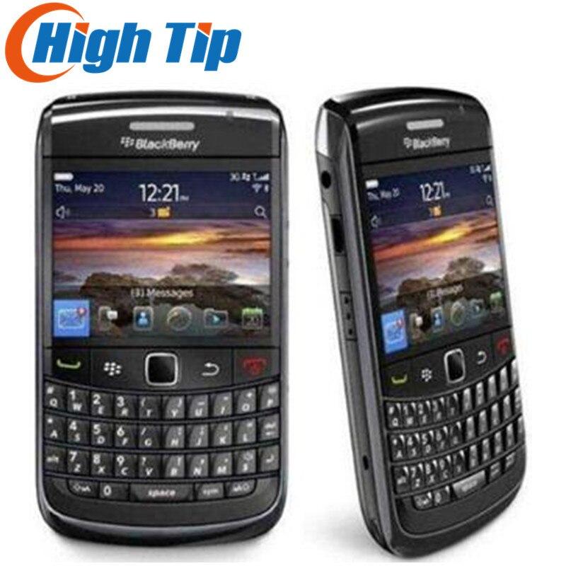 Téléphone portable Original Blackberry 9780 gras 3G GPS livraison gratuite remise à neuf garantie 1 an