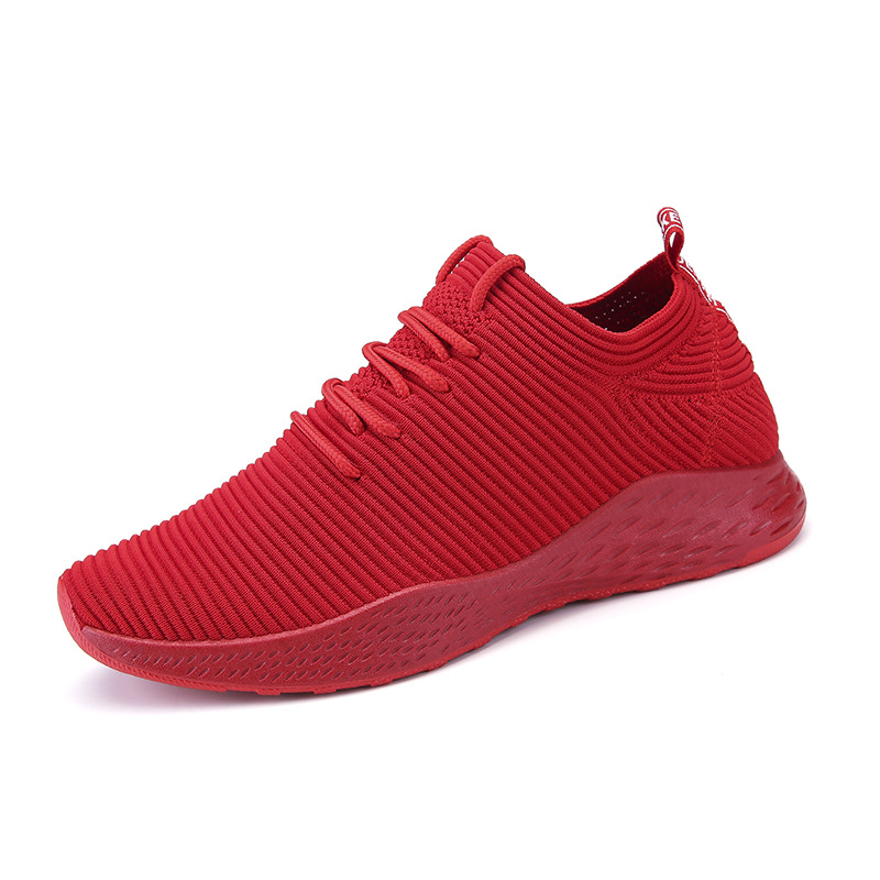 Fashion Leisure Men Casual Shoes Air Mesh