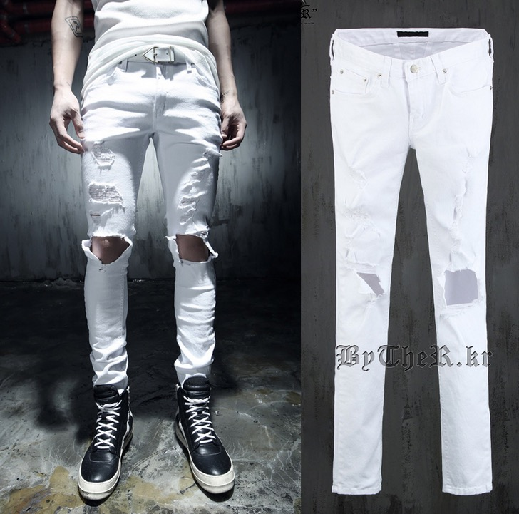 Designer White Jeans Promotion-Shop for Promotional Designer White