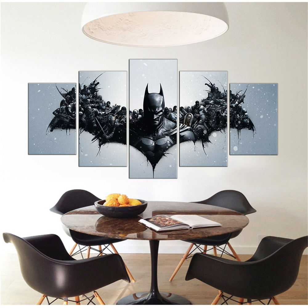 For, Batman, Deadpool, Oil, Home, American