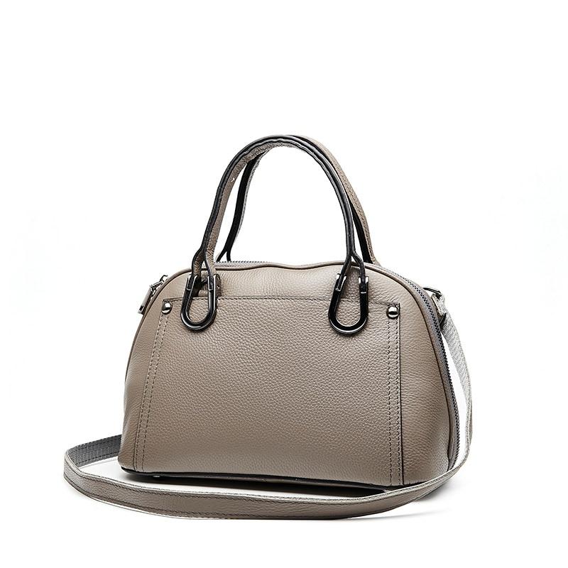 Здесь продается  Shell shape design suture decoration designer women handbags high quality shoulder bags beautiful simple Genuine Leather bag  Камера и Сумки