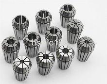 New set 11pcs ER20(3-13mm)Precision ER20 collet for CNC ER20 Toolholder