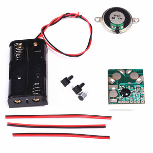Image 2 - Micro Digital Recording and Playback Voice IC Chip Sound Module DIY Kits Recorder Record Pen Talking Music Greeting Card Gifts
