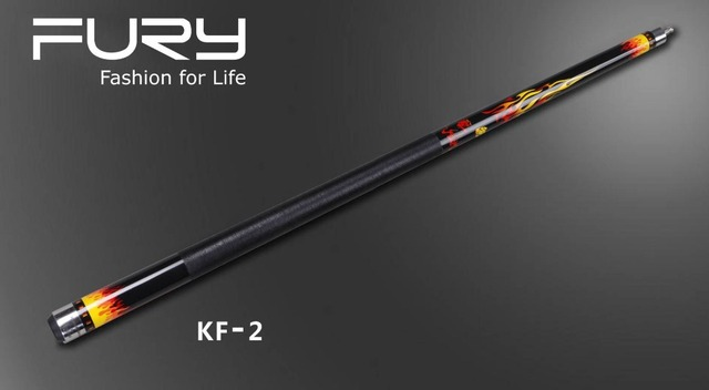 Buy fury cue kwik fire by fury kelly for Pool cues design your own