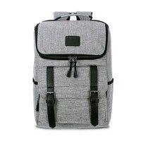 Waterproof Large Capacity 15 6 Inch Laptop Bag Man Backpack Bag Black Backpack Women School Bags