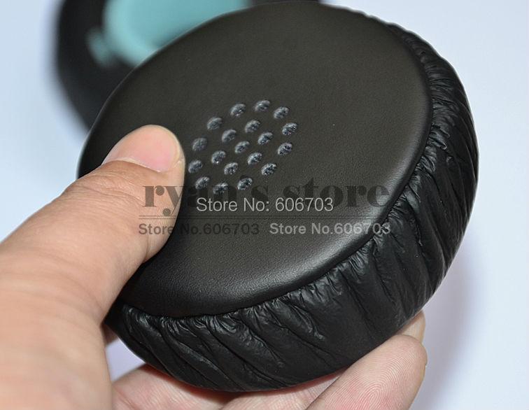 bilder für Ersatz Ohrpolster Kissenbezüge Ohrpolster kissen Für SONY MDR XB 300 XB300 Kopfhörer