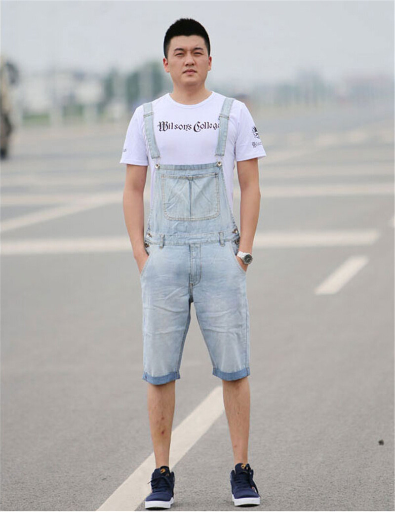 Popular denim overall shorts for men of Good Quality and at Affordable Prices You can Buy on AliExpress. We believe in helping you find the product that is right for you.