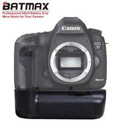 Batmax Vertical BG-E6 Battery Grip For Canon 5D Mark II 5D2 Camera as BG-E6 work with LP-E6 battery or 6 X AA Batteries