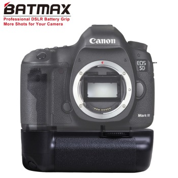 Batmax Vertical BG-E6 Battery Grip For Canon 5D Mark II 5D2 Camera as BG-E6 work with LP-E6 battery or 6 X AA Batteries dste bg e20h battery grip for canon eos 5d mark iv 5div 5d4 with remote control dslr camera
