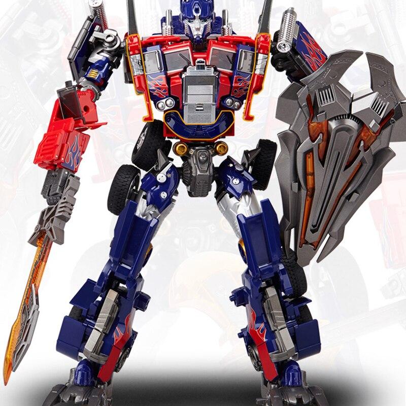 все цены на 2018 IN Stock WJ WEI JIANG Transformation Robot Metal Alloy OP MPP10 M01 Commander Oversize AOE Evasion Weijiang Action Figure онлайн