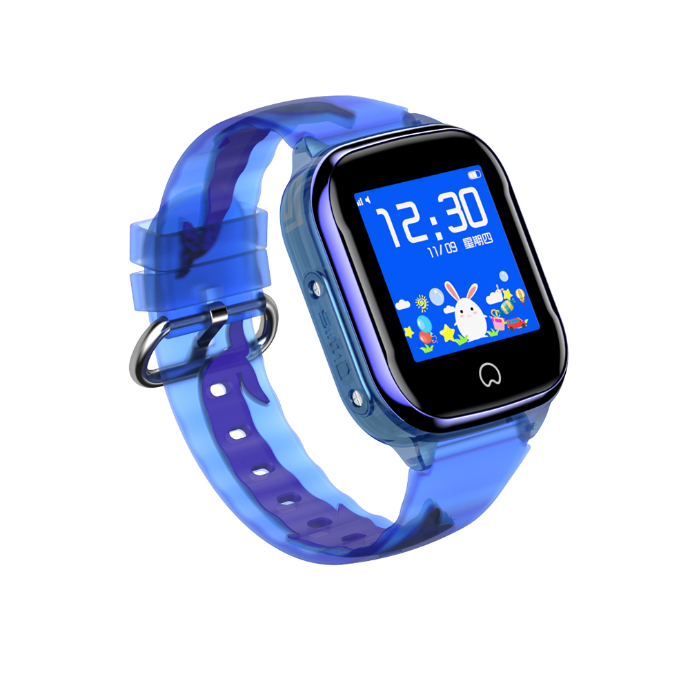 K21 Smart Watch For Kids IP67 Waterproof LBS SOS Phone Watch With GPS Clock With SIM Card For IOS Android Wristwatch image