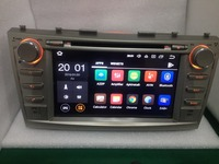 Android 8.1 Quad Core 8 Car DVD Player For Toyota Camry 2008 2011 GPS Navi Support ipod SD/USB Touch Screen Radio mp3 Bluetooth