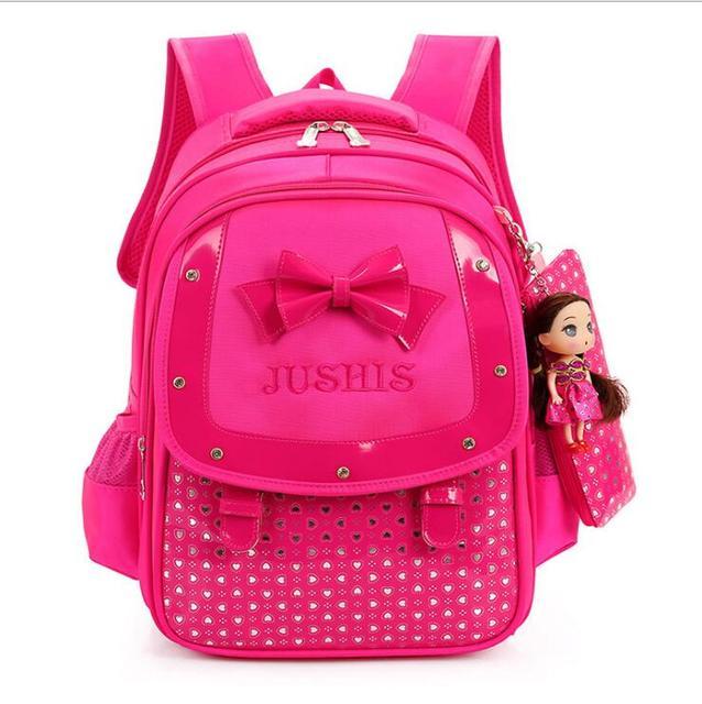 Aliexpress.com : Buy Cute Girls Backpacks Kids Satchel Children ...
