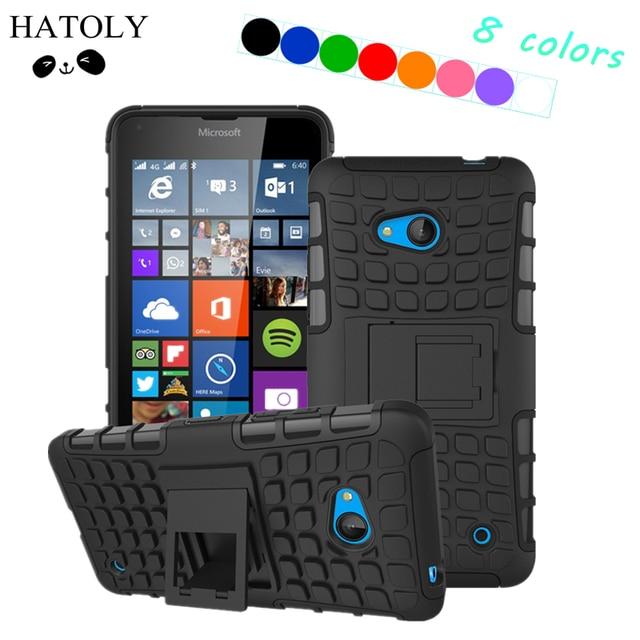Hatoly для чехол Nokia Lumia 640 чехол жесткий силиконовая резина Телефон чехол для Nokia Lumia 640 чехол для Microsoft Lumia 640 N640 *