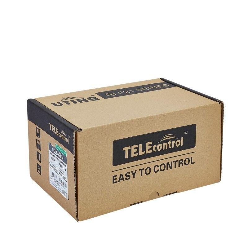 Télécommande F21-E1Bremote distance de contrôle universelle industrielle belle commande sans fil pour grue AC/DC 2 transmetteur et 1 récepteur - 6