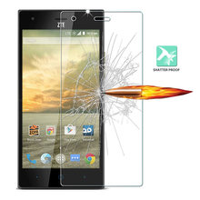 Tempered Glass For ZTE Blade A510 A512 A570 A452 A610 GF3 L3 L6 L110 V6 V7 Lite X3 X5 X7 X9 S6 D6 Z9 Z11 Mini S Film axon 7(China)