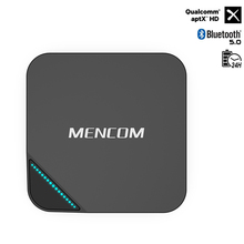 Qualcomm aptx HD Bluetooth 5.0 Transmitter and Receiver Wireless Audio Adapter for TV/Home Stereo System - aptX Low Latency недорого
