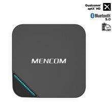 цены на Qualcomm aptx HD Bluetooth 5.0 Transmitter and Receiver Wireless Audio Adapter for TV/Home Stereo System - aptX Low Latency  в интернет-магазинах