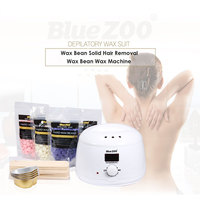 Mini Wax Bean Heater Suit Body Kerotherapy Hairdressing Waxing Supplie White Improve Ones Look Dispel Hair Cosmetic