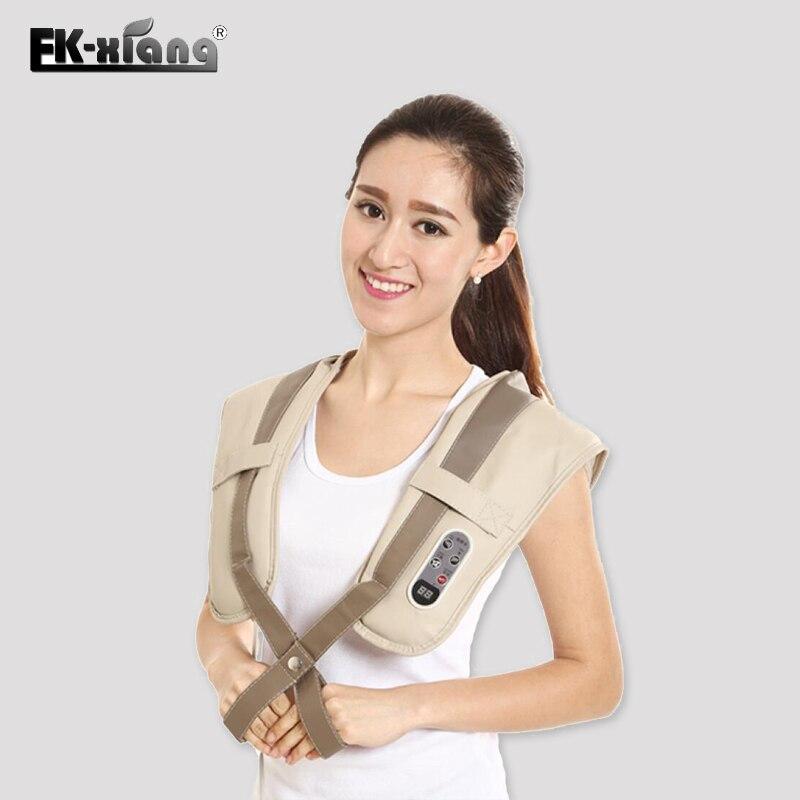 FK-Xiang мойын массаждары Portable Electric Knocks - Денсаулық сақтау - фото 1