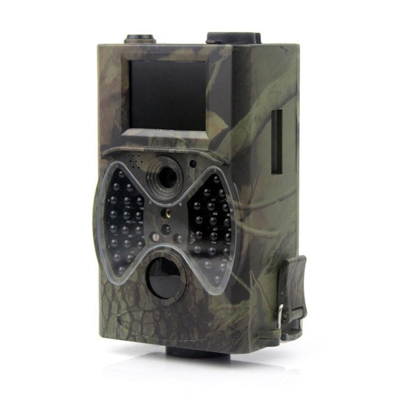 Hot 2017 portable new 1080P Outdoor Wildlife Infrared Digital Hunting Trail Camera Detection Durable free shipping wildlife hunting camera infrared video trail 12mp camera