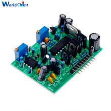 Плата инвертора 13-40 кГц SG3525 LM358, высокая частота, регулируемая, постоянный ток 12-24 В, 5000 Вт