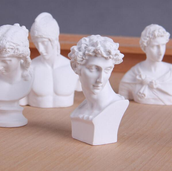 Popular plaster art buy cheap plaster art lots from china for Plaster crafts to paint