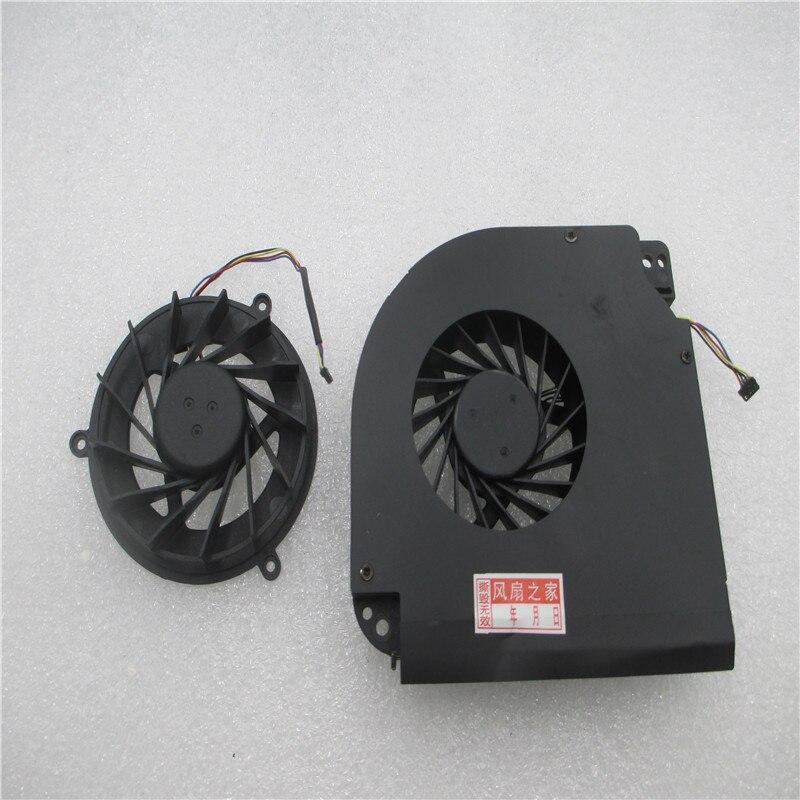 Dell Precision M6400 M6600 M6500 DFS521305MH0T FA68 07JMFV GPU Cooling Fan