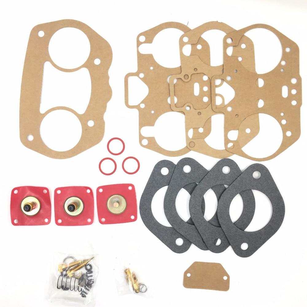 High Quality Repair Kit Rebuild Kit For Weber 40/44/48 IDF Carburetor Vergaser
