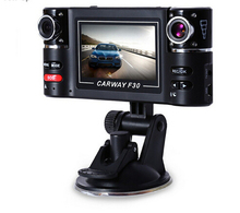 Best F30 Car DVR 2.7″ TFT LCD HD 1080P Dual Camera Rotated lens Vehicle Driving Digital Video Recorder Night Vision Camcorder