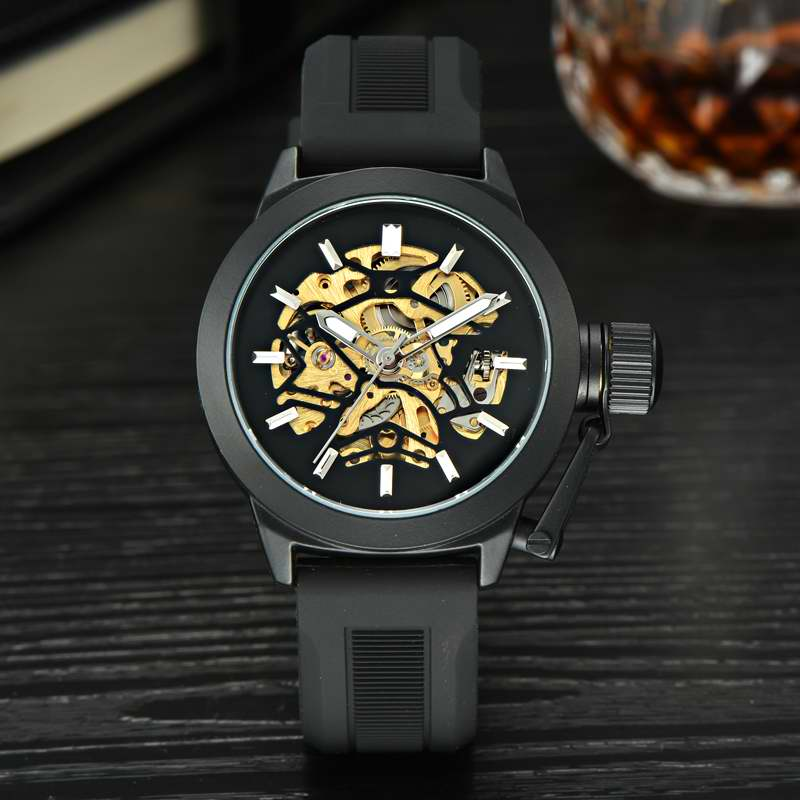 все цены на Personality Butler MCE Top Quality Automatic Men Watch Luxury Fashion Stainless Steel Wristwatches Male Clock Montre Original.
