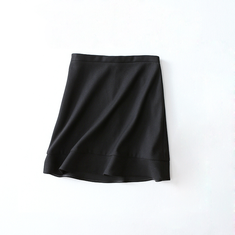 Popular Black Cotton Skirts-Buy Cheap Black Cotton Skirts lots ...