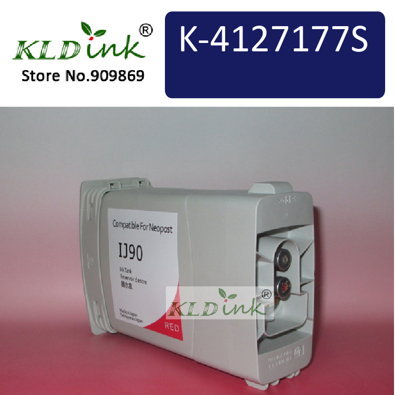 все цены на 4127177S Franking Ink tank - Compatible with Neopost IJ-110 postage meters онлайн