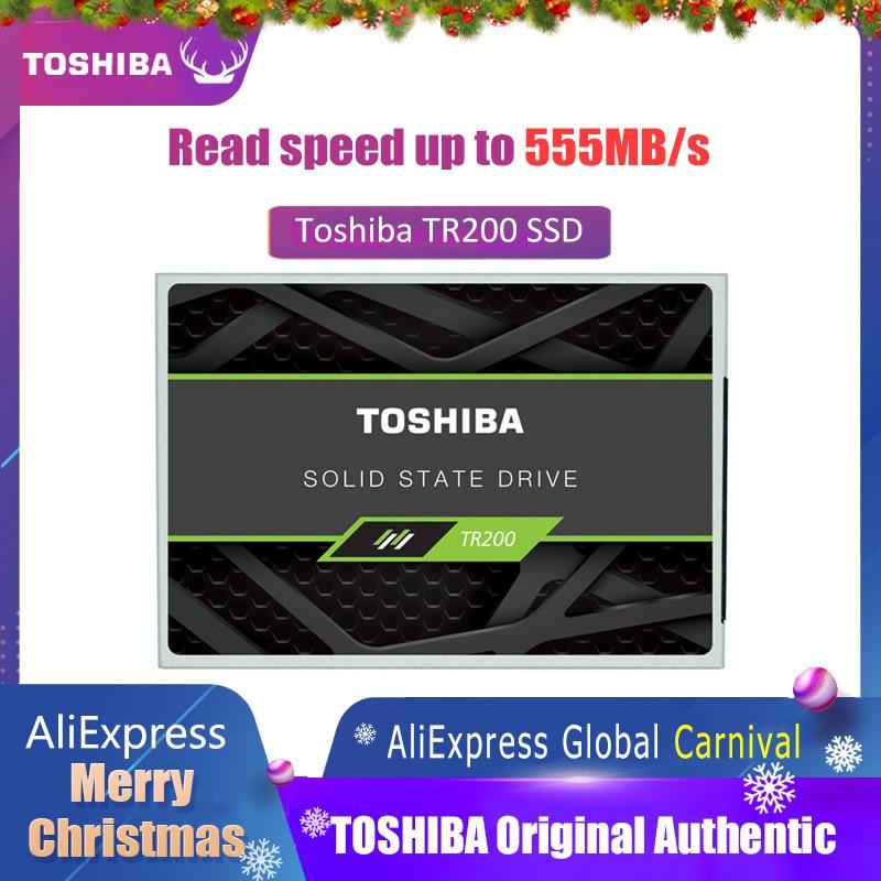 TOSHIBA 240G SSD 240GB Solid State Drive OCZ TR200 64 layer 3D BiCS FLASH TLC 2