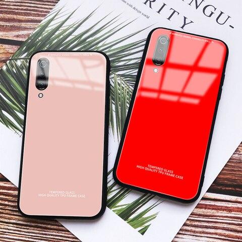 Tempered Glass Phone Case For Xiaomi Mi 8 Lite Mi6 Mi A1 A2 Lite 5X 6X Mix2S Max3 Pocophone F1 Back Shell For Redmi 6 Pro Cover Karachi