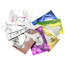 High Quality 25pcs/lot  Lash Eyelash Extension Eye Tips Sticker Wraps Paper Patches Under Pads Make Up Beauty Tools