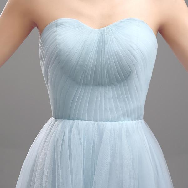 Varietà indossare un ospite damigella donore dress blue dress il brindisi sposa cena annuale wedding dress
