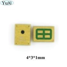 YuXi 2-10pcs For Nokia Lumia 630 620 822 525 526 830 950 1520 930 925 1530 N81 Microphone Inner MIC Receiver Speaker Repair Part стоимость